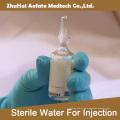 Sterile Wate für Injektion