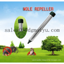 Battery Powered Sonic Electronic Pest Repeller, Mole Repeller, Rat Ultrasonic Repeller