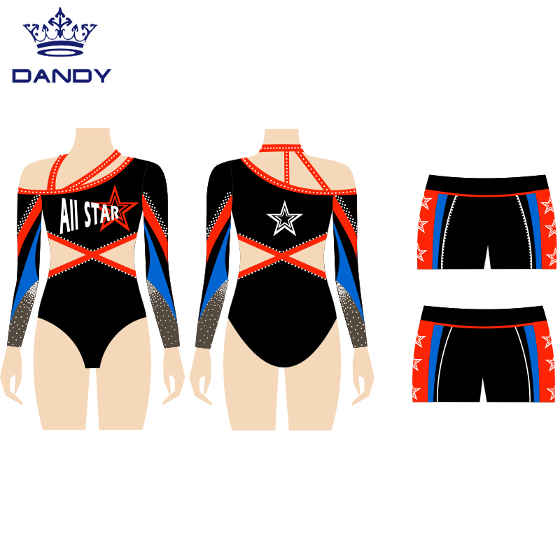 cheerleading suit