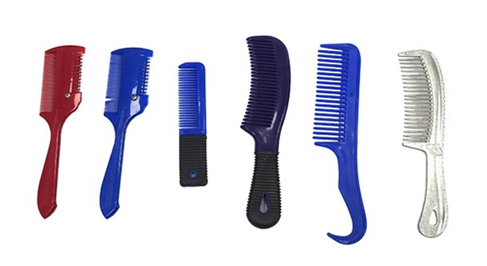 various horse comb
