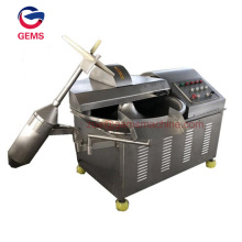 Small Meat Bowl Cutter Machine Bowl Chopper