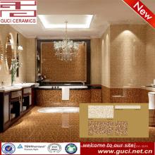 carreaux de mur en céramique de plancher de la conception moderne 300x450 pour la salle de bains