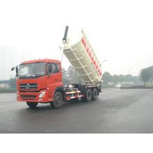 22CBM T-elevación en forma de polvo seco propiedad camión (HZZ5252GFLDF)