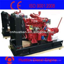 PTO del motor diesel de Weichai con la polea de Pelt