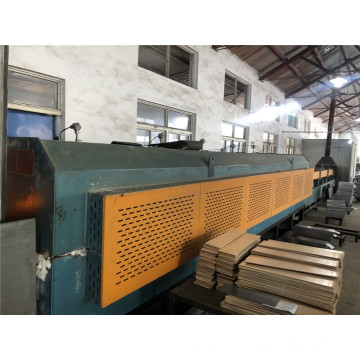 movable mesh belt quenching furnace