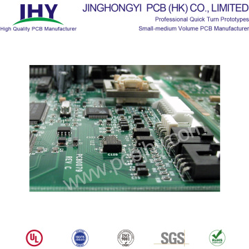 Multilayer PCB-assemblage