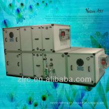 Venta caliente industria plástica enfriador de agua industria aire acondicionado