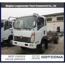 Camión de carga ligera Sinotruk HOWO 4X2 130HP
