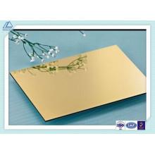 Высокая отражательная полированная / зеркальная / алюминиевая зеркальная листовая катушка