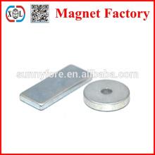 пользовательские формы n42 постоянные сильные неодимовые магниты