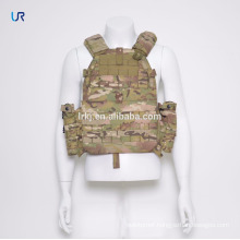 Army Wholesale Camouflage Tactical Security Vest Bullet Proof Vest With Pockets
