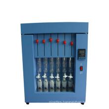 High Quality Solvent Extraction Soxhlet Fat Analyzer Tp-06c