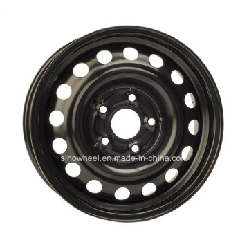 15X6 High Quality Steel Wheel Passenger Car Wheel