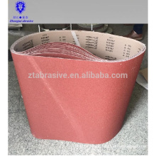 OEM High quality kx167 abrasive belt type sanding belt , emery sanding belt