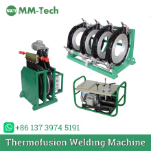 Field Welding Machines for poly pipe