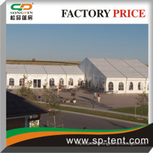 fireproof and waterproof exhibition or trade fairs party tent