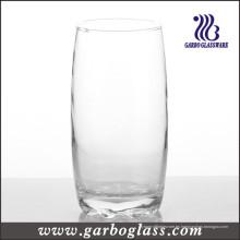 14oz Máquina de vidrio soplado Tumbler / Cristalería (GB061415W)