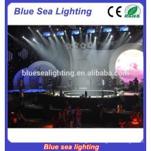 Feu de décoration Décoration lumineuse RVB Star Curtain