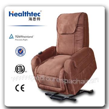Eco-Friendly Velho Jantar Vibratório Recliner Lift Cadeiras (D05-S)