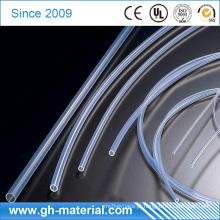 Tubo transparente policarbonato Eco-amigável do policarbonato do psiquiatra do calor do material de isolação térmica FEP