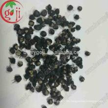 Nuevas bayas negras llegadas del goji / wolfberry negro