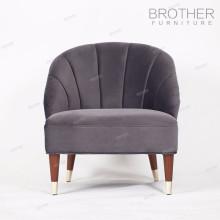 Sofá moderno barato do sofá do canto dos projetos ajustados baratos do fabricante