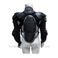motorcycle jacket full safety body armor with shoulder elbow spine protection