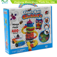 400+ Megapack DIY Puzzle Educational Xmas Festival Kids Birthday Gift Thorn Ball Toys