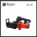Coupeur en acier hydraulique portatif hydraulique de rebar de main RC-20 for14 ~ 25mm