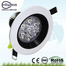 популярное сбывание 7W светодиодный потолочный Прожектор
