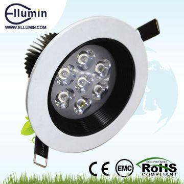 vente populaire 7W LED Spot de plafond