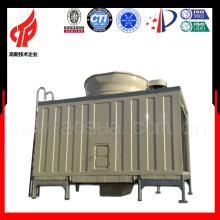 175T haute efficacité carré industriel contre courant eau tours de refroidissement économes en énergie