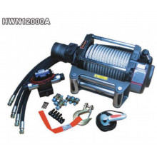 Hydraulic Recovery Winch 12000 Pound