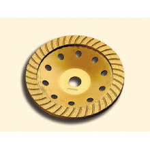 Diamond Turbo Wave Grinding Wheel