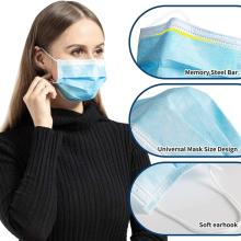 Ежедневная защитная маска с фильтрующим слоем