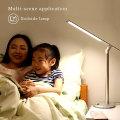 IPUDA Iluminação led home goods candeeiros de mesa crianças lendo lâmpadas de mesa