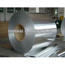 Alta calidad y precio competitivo bobina para techos de aluminio de núcleo de papel de 508 mm