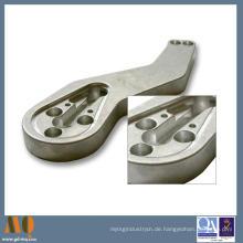 Kundengebundene Präzision CNC, die mechanische Teile maschinell bearbeitet