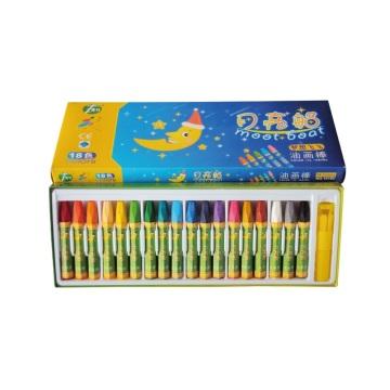 18Colours Oil Paste Crayon Drawing Art Set