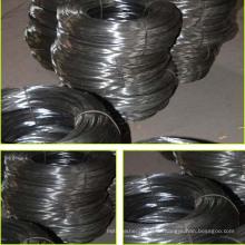 Weich schwarz geglühtes Kabel / schwarz geglühtes Eisendraht / schwarz geglühtes Bindedraht