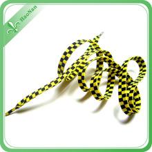 Fashion Polyester Custom Logo Shoelaces