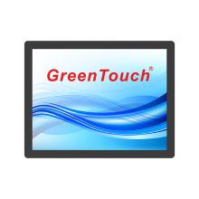 Moniteur à écran tactile à technologie capacitive portable de 15 pouces