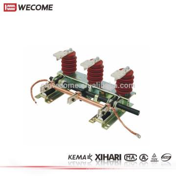 KEMA Testou Switchgear de Alta Tensão 24KV 1250A Interruptor De Aterramento Elétrico