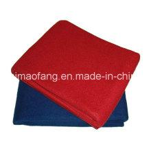 Tejido lana fuego retardante/cortafuegos/incombustible manta del poliester