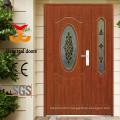Classic Glazed Entrances security steel doors