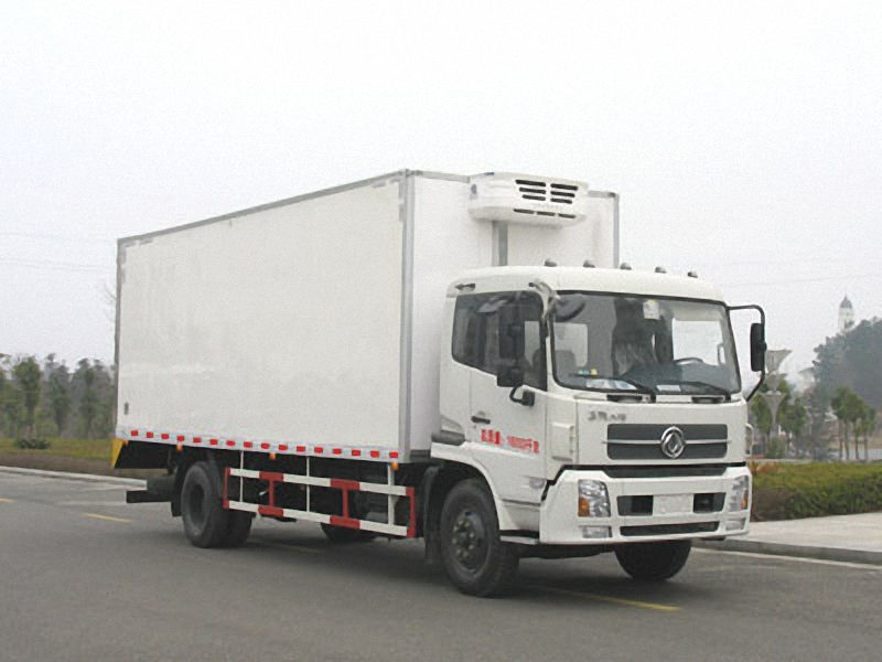 Refrigerated Truck 8