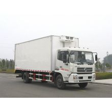 New Dongfeng 4X2 conversion van truck with refrigerator