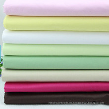 80s Solid Color Soft Twill Baumwollgewebe