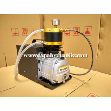 Outstanding high pressure portable 200bar air compressor