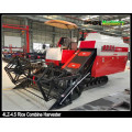 Rice Harvester in Good Quality with 2080mm Cutter Bar in Iran